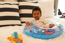 List of Necessary Items for Your First Swimming Pool Visit with a Toddler